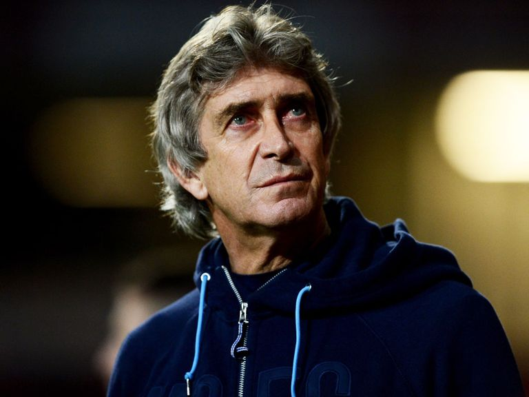 Manuel Pellegrini: No change to his approach