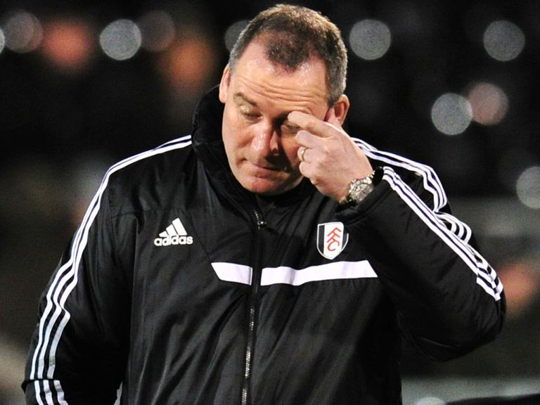 Rene Meulensteen: It is understood he has not been sacked by Fulham