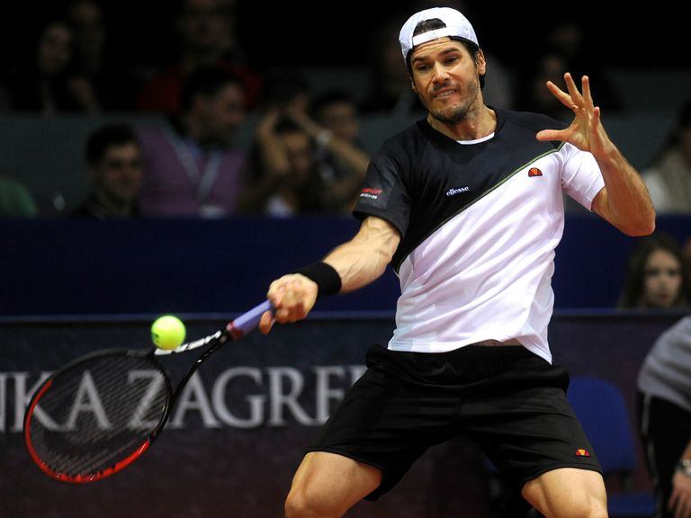 Tommy Haas: Comfortable winner