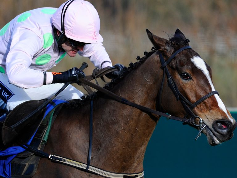 Vautour: Richard's fancy for the Sky Bet Supreme
