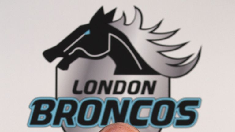 London Broncos: Announced management restucture followign departure of Gus Mackay