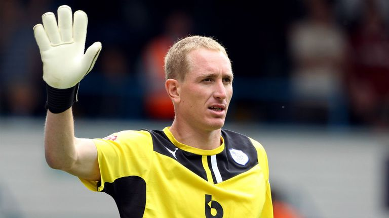 Chris Kirkland: Mulling over the offer of fresh terms