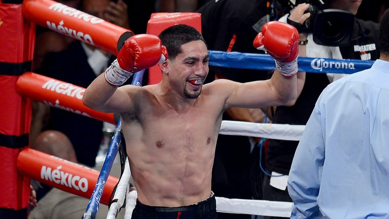 Danny Garcia: Won his first-ever bout in Puerto Rico to maintain his unbeaten record