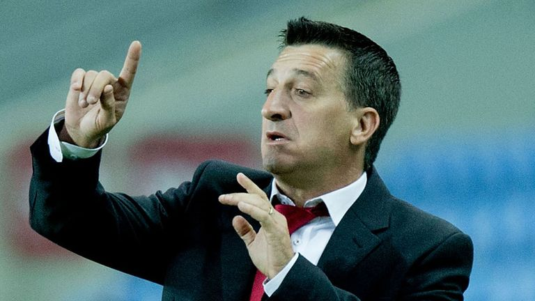 Allen Bula will lead them during their Euro 2016 qualifying campaign