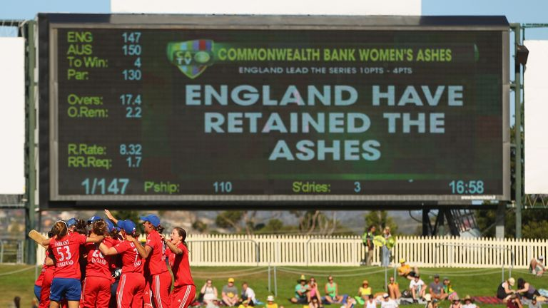 Brunt says England's Ashes win in the Australian heat stands them in good stead