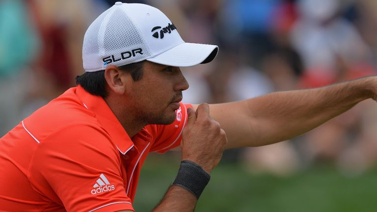 Jason Day: Has been struggling with sore thumb since Match Play