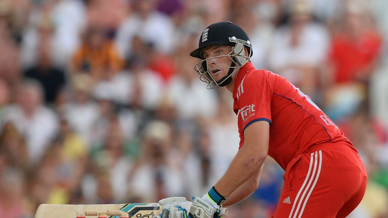 England should leave Jos Buttler in the middle of their T20 line-up, says Butch