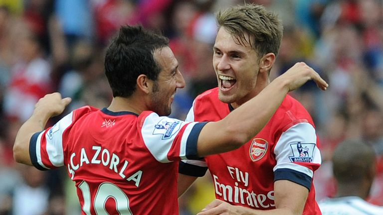 Santi Cazorla & Aaron Ramsey: Commit long-term futures to Arsenal