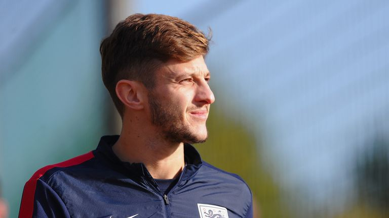 Adam Lallana: England international linked with a move to Liverpool
