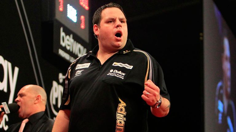 Adrian Lewis: Hopes to build on UK Open success