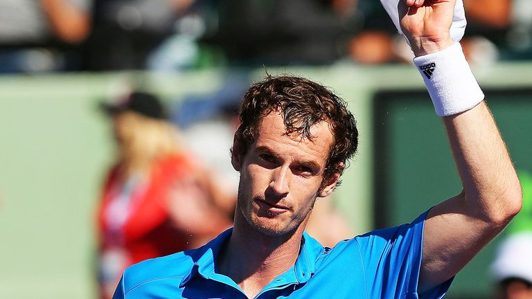 Andy Murray: Excellent performance to reach quarter-finals in Miami