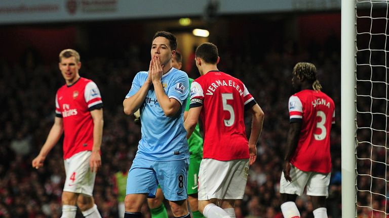 Arsenal-v-Manchester-City-Sami-Nasri_311