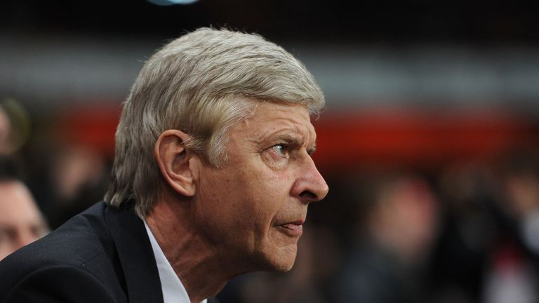 Arsene Wenger: Arsenal manager always keen to promote youth