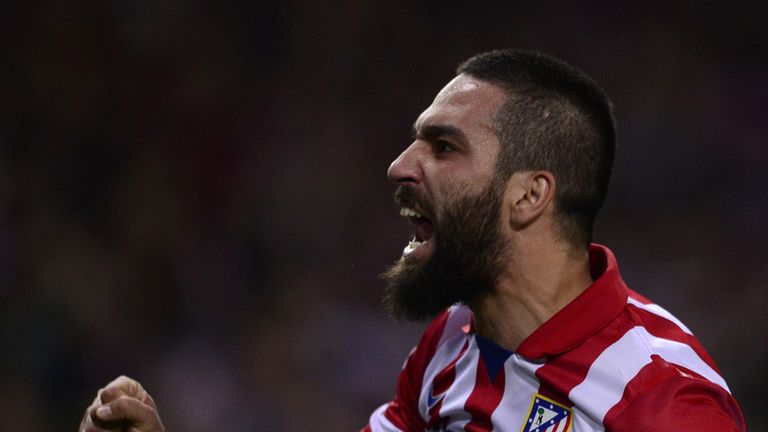 Arda Turan: Atletico Madrid man ready to face Chelsea