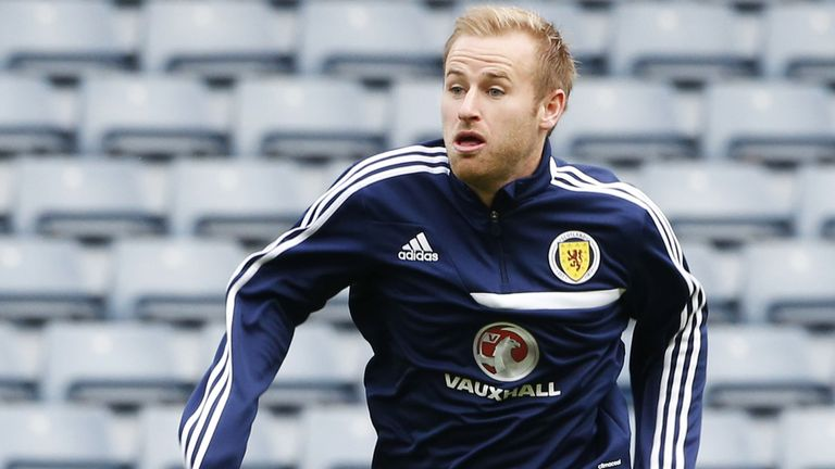 Barry Bannan: Wants to repay Strachan