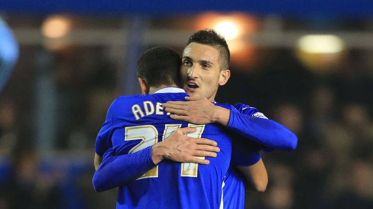 Federico Macheda: Grabbed a brace against Burnley
