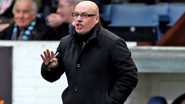 Brian McDermott: Won't quit Leeds job
