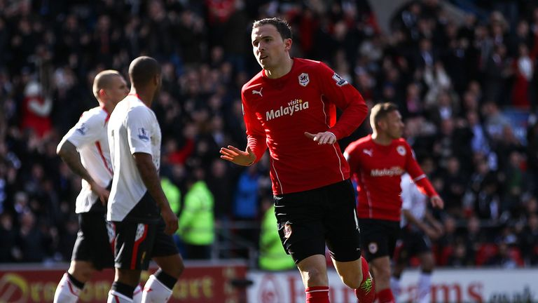 Jordon Mutch: Scored seven league goals last season