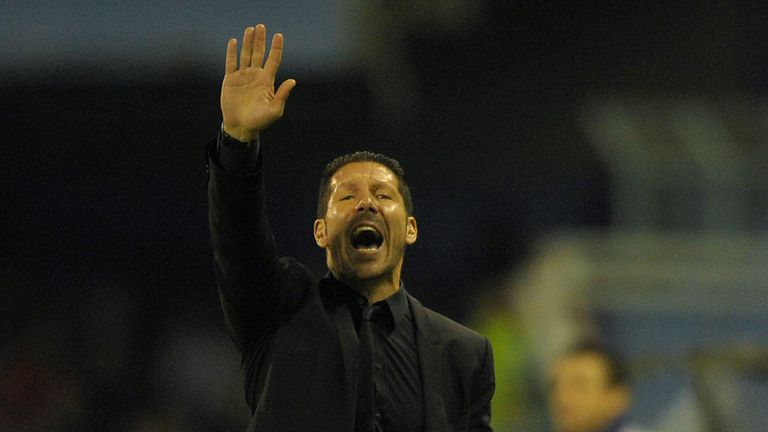 Diego Simeone: Pleased with win