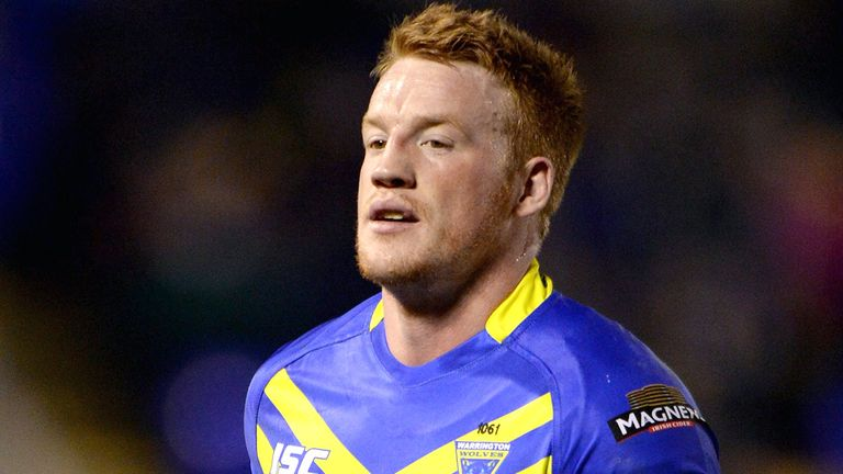Chris Riley: Three tries against the club who allowed him to leave on loan