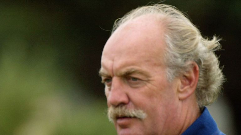 Dermot Desmond: Sees Celtic going from strength to strength