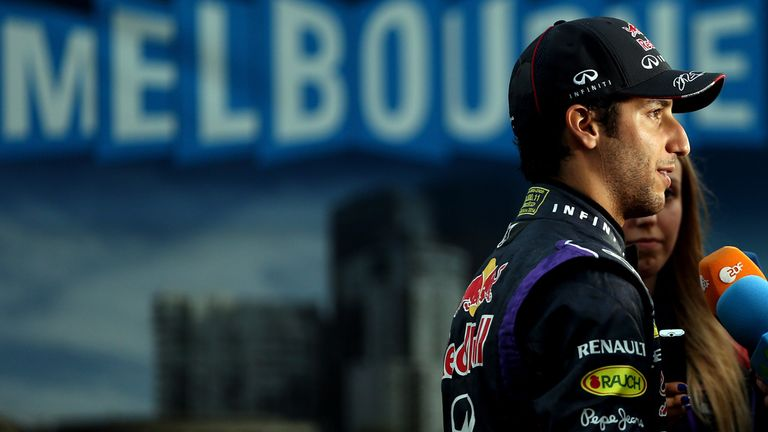 Daniel Ricciardo: Appeal rejected