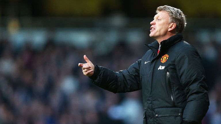 David Moyes: Manchester United boss says the atmosphere has remained positive at Old Trafford