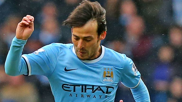 David Silva: Manchester City playmaker targeting more success
