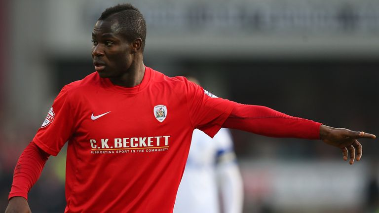 Emmanuel Frimpong: Heading for Austria