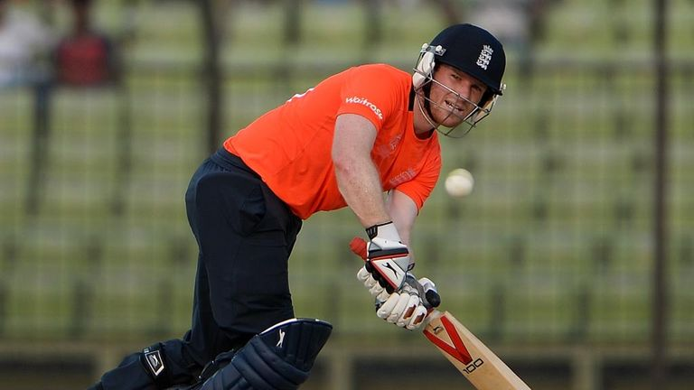 Eoin Morgan: Believes fours, not sixes are the key to victory