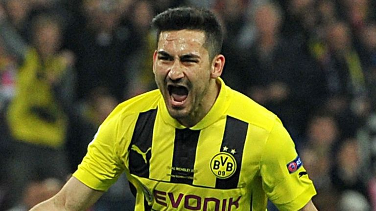Ilkay Gundogan: Offered new deal at Dortmund