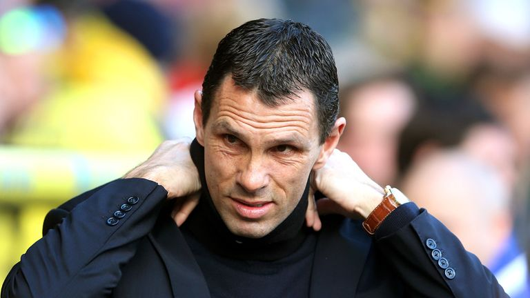 Poyet: should he play the reserves at Anfield?