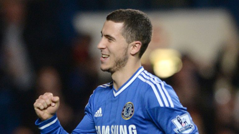 Eden Hazard: Chelsea striker insists winning against Arsenal is crucial
