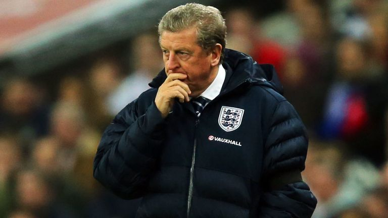 Roy Hodgson: Pondering squad selection