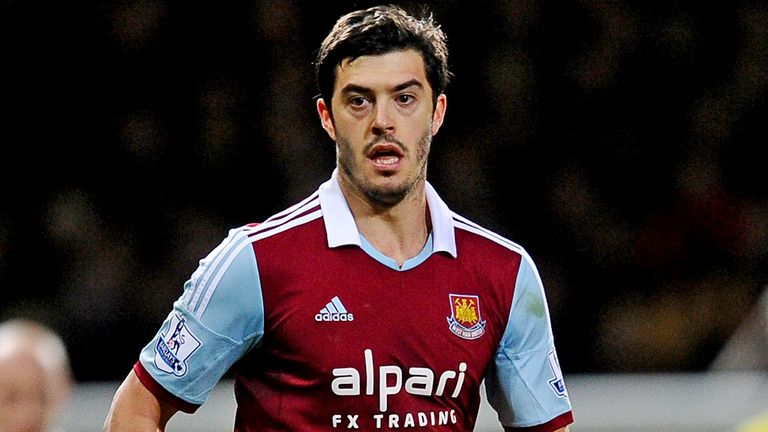 James Tomkins: Main focus is on the Premier League with West Ham