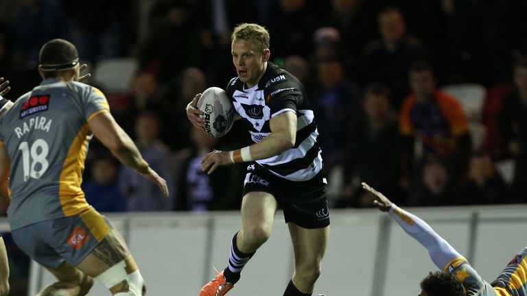 Will any of new Widnes crop find their way into first-team alongside Kevin Brown?