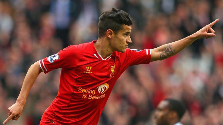 Philippe Coutinho: Determined to help Liverpool clinch the title before switching focus to Brazil