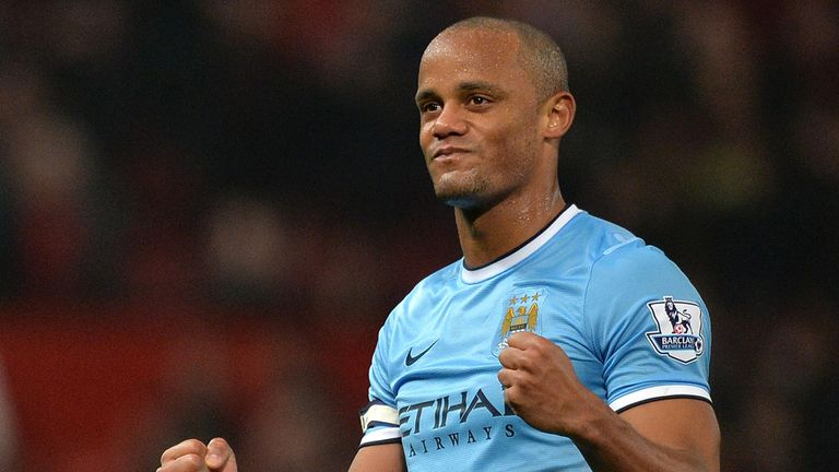 Vincent Kompany: Manchester City captain happy with win over West Brom