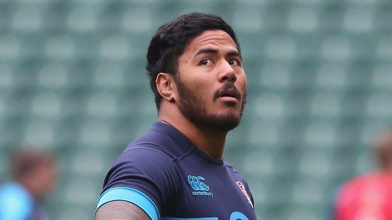 Manu Tuilagi: Recalled to England's 23