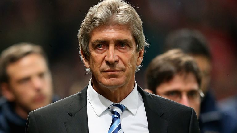Manuel Pellegrini: Refuses to play mind games