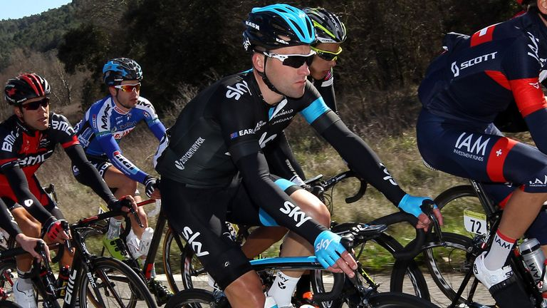 Earle: Big start to his debut season for Team Sky