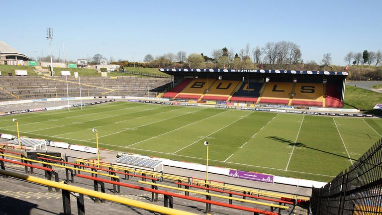 Odsal: An exciting prospect for Mason Tonks following his return from New Zealand