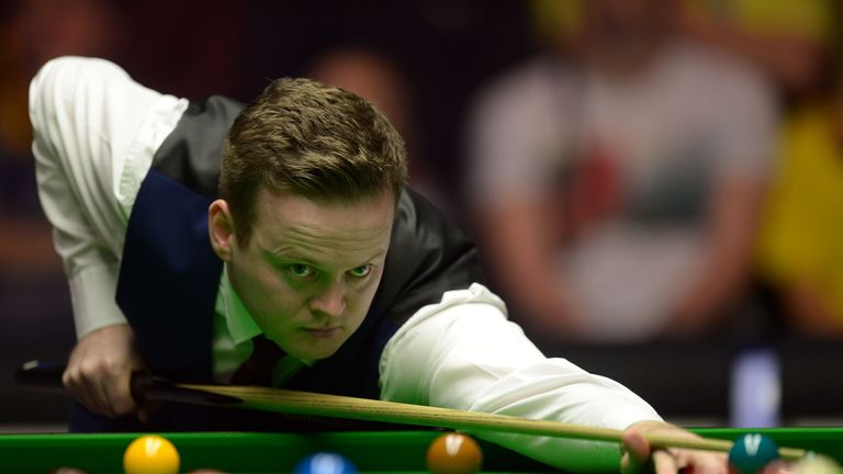 Shaun Murphy: The world No 9 beat Mark Selby 10-6 in Sunday's final