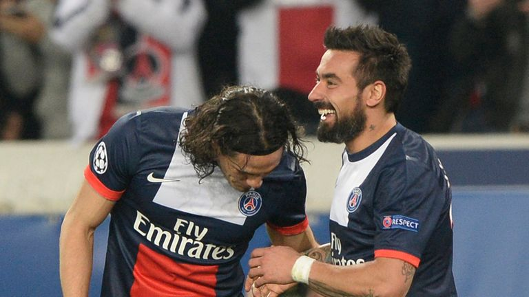 Liverpool: Edinson Cavani and Ezequiel Lavezzi are supposed transfer targets