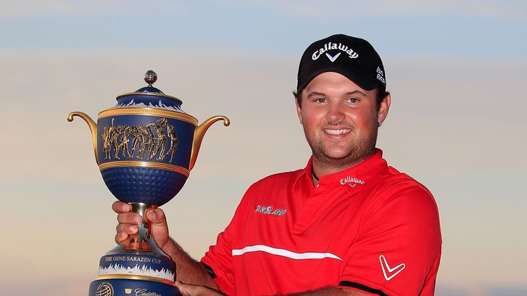 Patrick Reed: Three wins on the PGA Tour and still just 23 years old