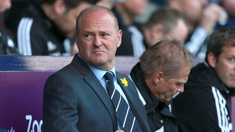 Pepe Mel: His team have taken 12 points from his 12 games in charge
