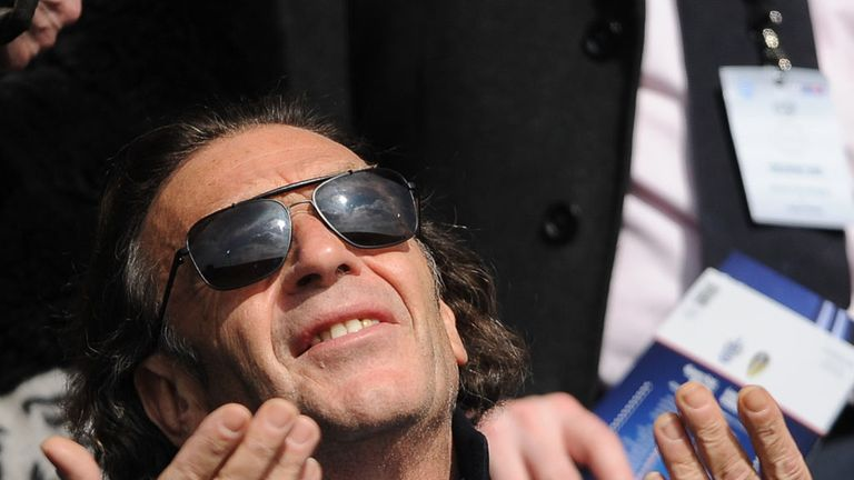 Massimo Cellino:  Leeds owner looking to sell his stake in Cagliari