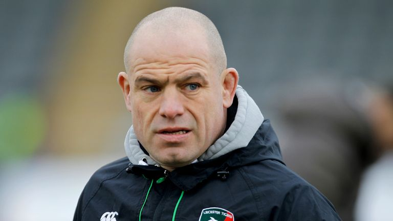 Richard Cockerill: Leicester boss optimistic ahead of trip to Clermont