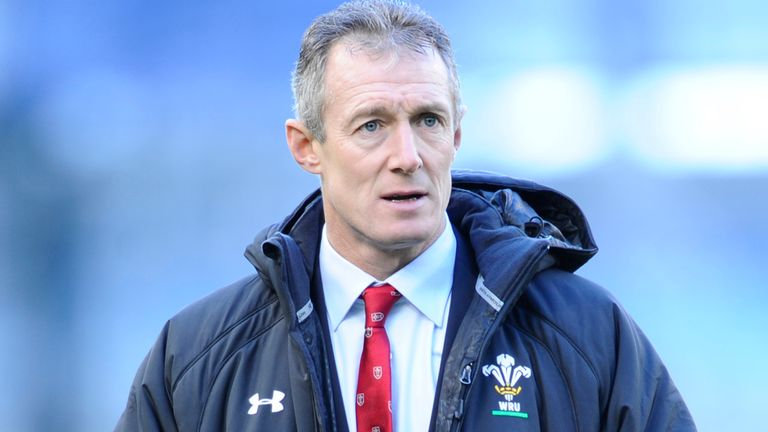 Rob Howley: Calls for at least ten to 15 per cent improvement from Wales