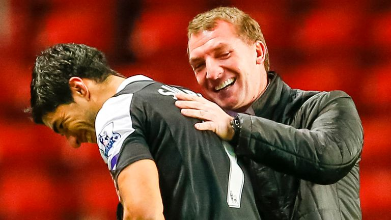 Brendan Rodgers: Tried hard to keep Luis Suarez at Anfield